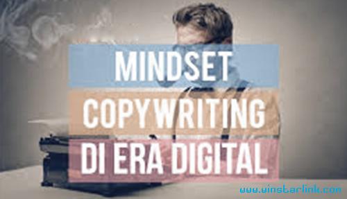pola fikir mindset seorang penulis copywriting