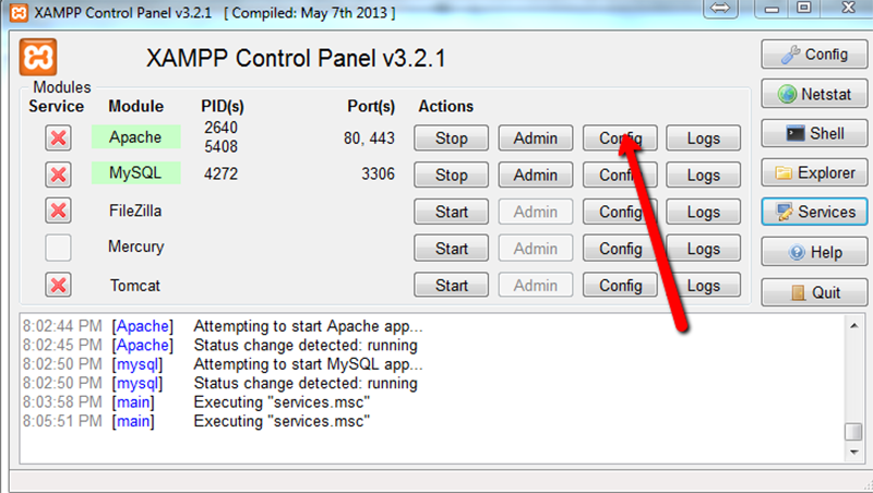 tutorial install magento di xampp-02