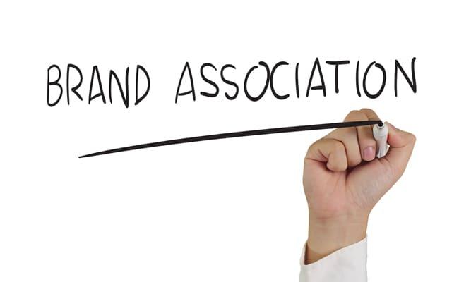 apa yang di maksud brand association