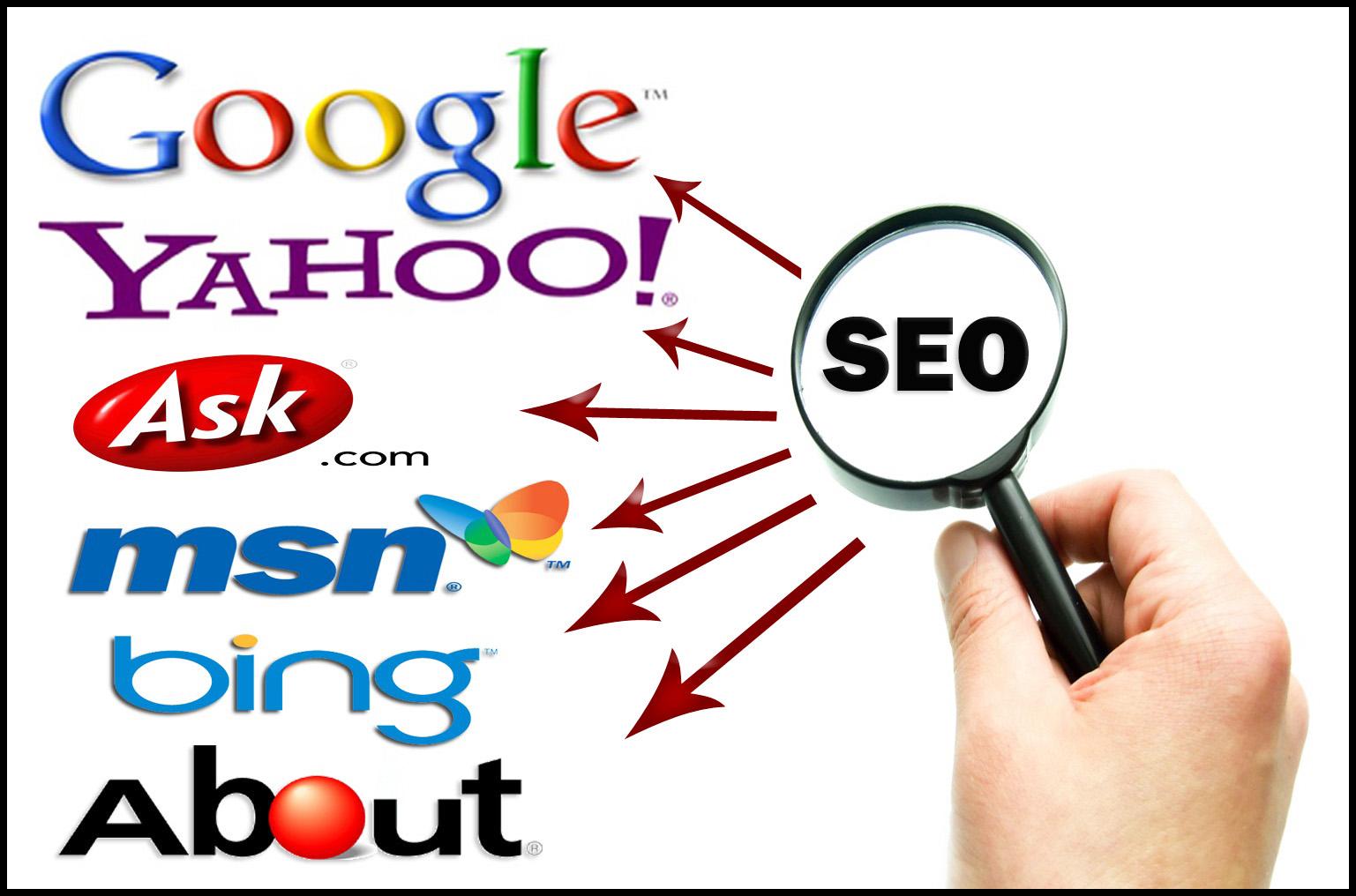 Cara Meningkatkan Halaman Pada Search Engine