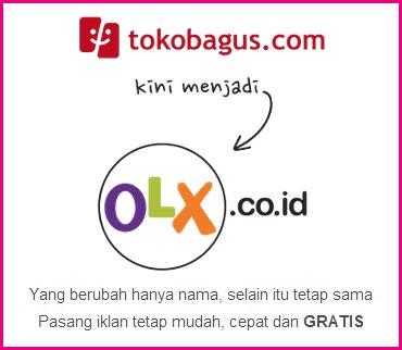 toko bagus berganti nama menjadi olx