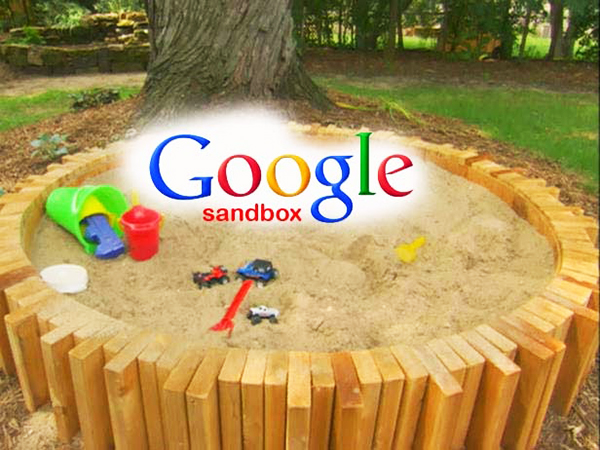 terkena google sandbox