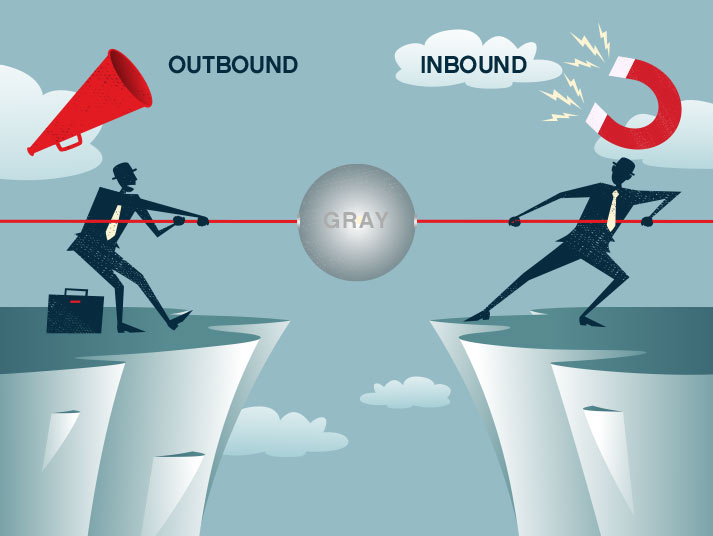 Apa Perbedaan Inbound vs Outbound Marketing