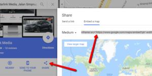 Cara Menaikan Ranking Website atau Bisnis Melalui Google Maps