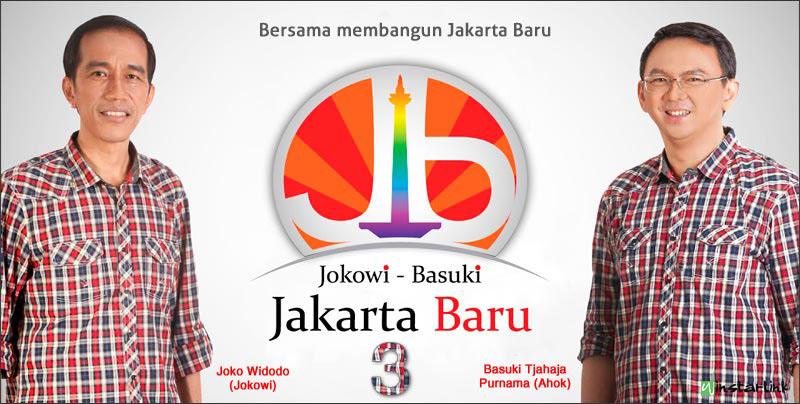 Branding Politi Jokowi - Ahok