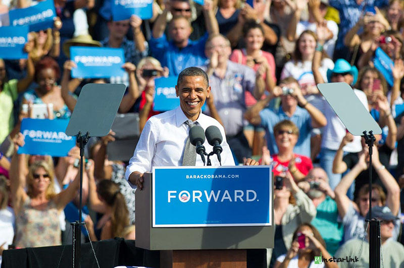 Branding Politik Barrack Obama