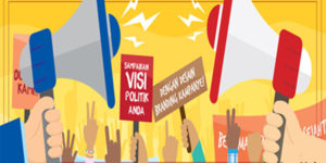 Menyampain Visi Politik Melalui Desain Branding Kampanye dan Marketing Politik