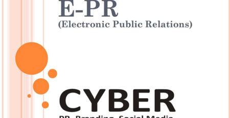Perbedaan PR dan E-PR