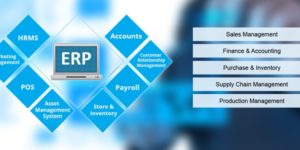 Implementasi Teknologi Enterprise Resources Planning (ERP)