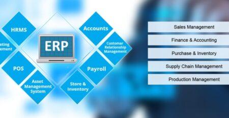 Implementasi Teknologi Enterprise Resources Planning (ERP)
