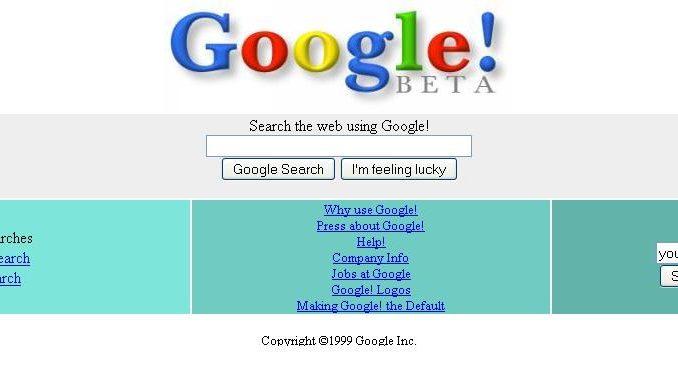 Perjalanan Google Hingga Menjadi Perusahaan Raksasa