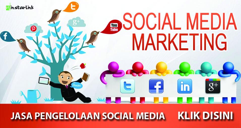 Jasa Pengelolaan Social Media
