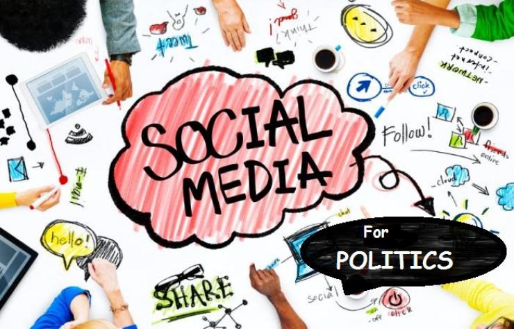 kampanye politik melalui media sosial