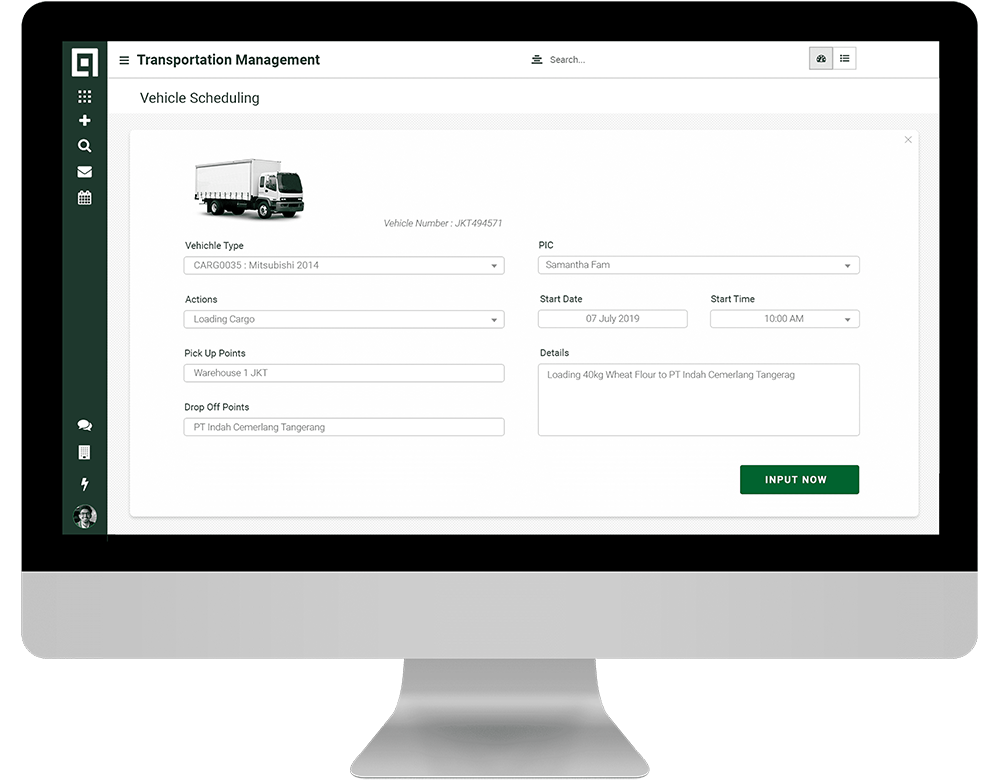 jasa pembuatan software logistik