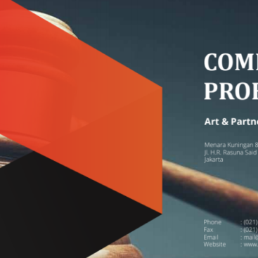 jasa pembuatan company profile Art & Partner Law Firm