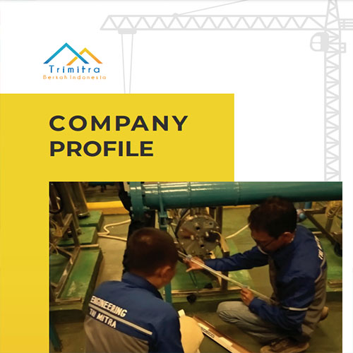 Jasa Pembuatan Desain Company Profile Perusahaan PT-Trimitra-Berkah