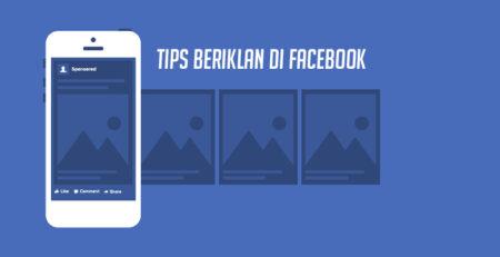 tips memasang iklan di facebook