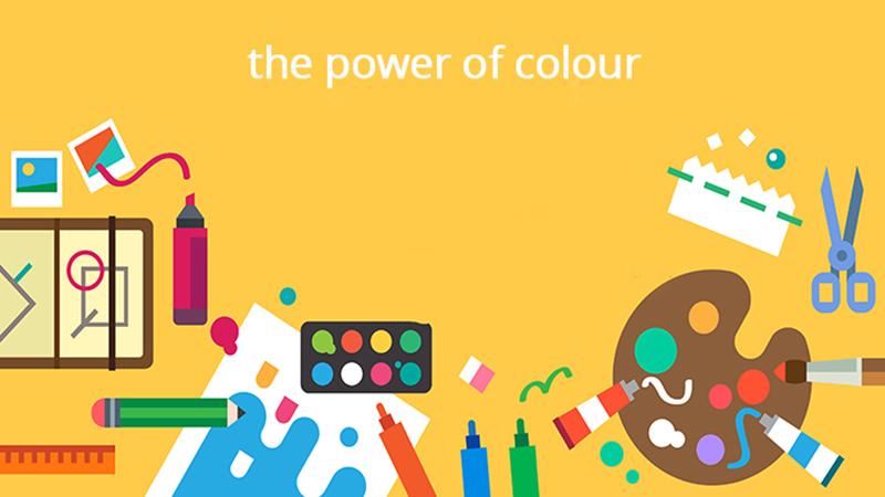 psikologi warna untuk meningkatkan penjualan