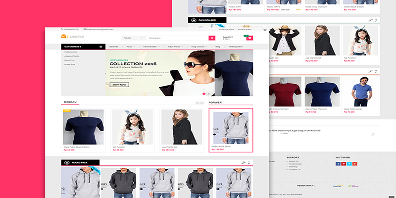 pentingnya website katalog produk