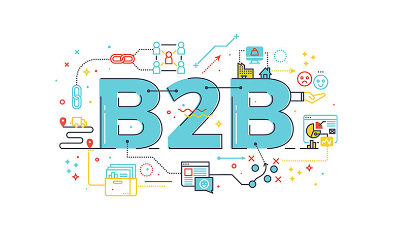 strategi digital marketing b2b